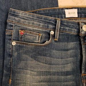 Hudson Mia 5 pocket jeans, size 28
